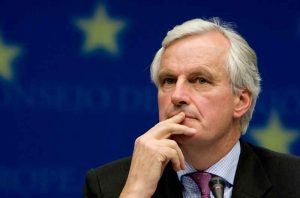 Michel Barnier, commissario per il mercato interno e i servizi