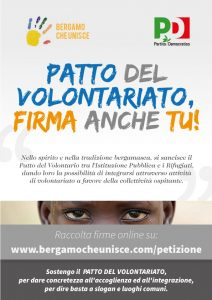 patto-volontariato-pd-bergamo